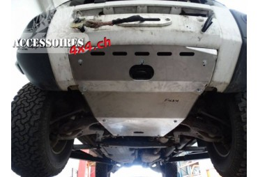 Piastra di protezione del telaio Toyota J150 09-13