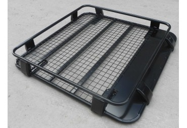 STEEL ROOF RACK 135 delivered without fixing system