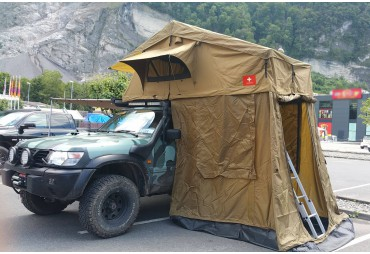 Roof top tent luxury version Kalahari 3-4 places