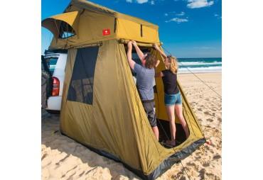tente de toit version luxe Kalahari 2 places