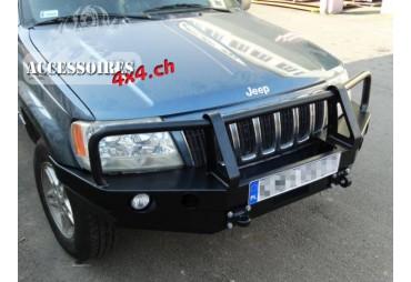 Paraurti anteriore con bufalo CHEROKEE XJ 84-01