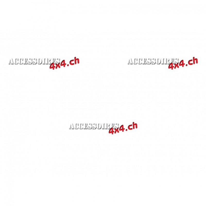 Paraurti anteriore con bufalo GRAND VITARA I 98-05