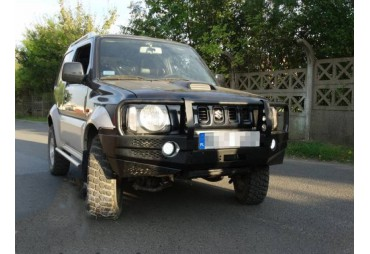 Front bumper with buffalo GRAND VITARA I 98-05
