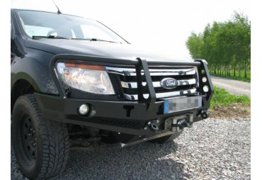 Front bumper with buffalo GRAND VITARA I 98-05