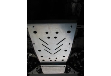 Gearbox aluminium cover LAND ROVER DISCOVERY III