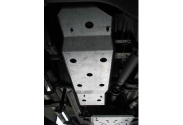 Plaque de protection pour transmission manuel Diesel Toyota J100