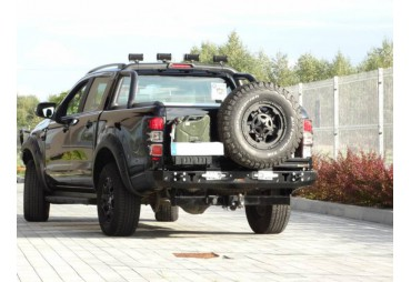 Rear bumper for version toyota HILUX Revo 2016