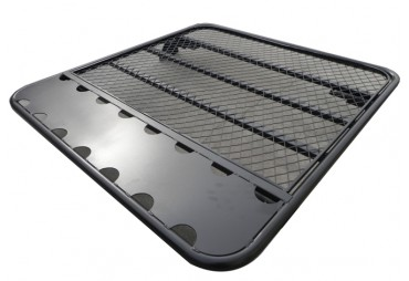 FULL CAGE STEEL ROOF RACK 135 cm