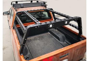 Galerie rack acier  Swisskings modulable pour benne de pick up