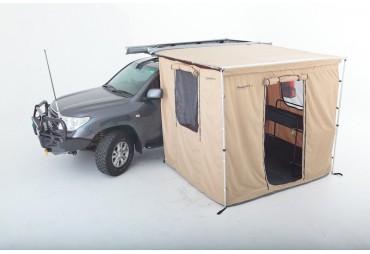 Tente sur auvent enroulable Kalahari 2.5 x 2m