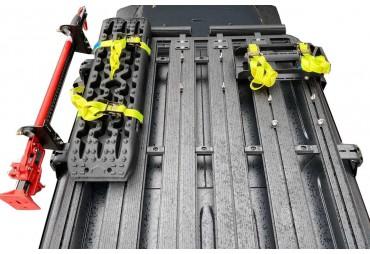 Bed Rack / Ladeflächenträger - Stahl-  Swisskings - Verstellbares Gestell für Pickup-Karosserie