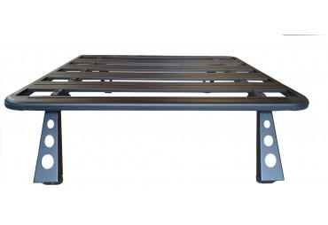 Roof rack platform aluminium