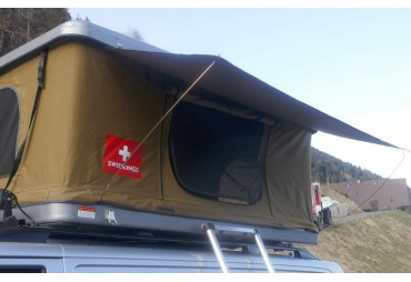 Roof top tent hard shell Tundra 140