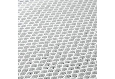 3D Air Mesh Stoff im Blatt