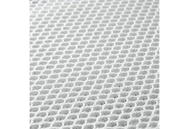 3D Air Mesh Stoff im Blatt 160 x 240