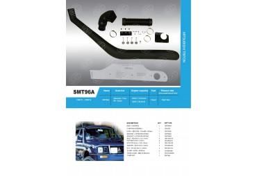 Snorkel pour Mistubishi pajero series L047 V32