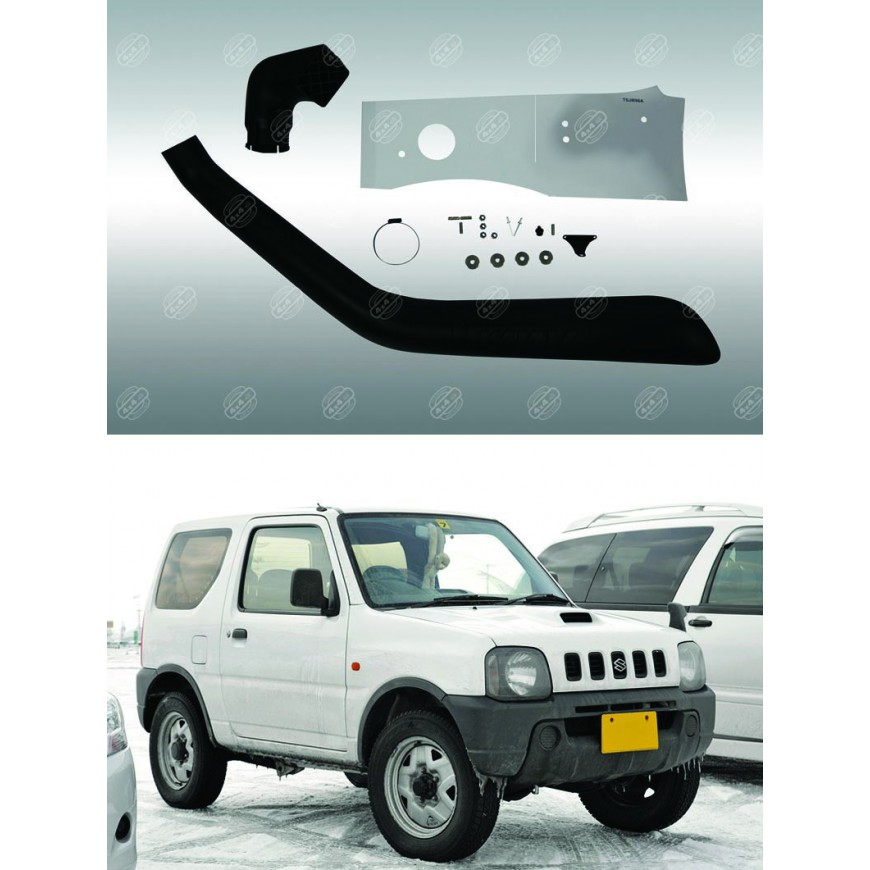 Ford Explorer Snorkel >> Snorkel Suzuki Jimny - ACCESSOIRES4X4.CH