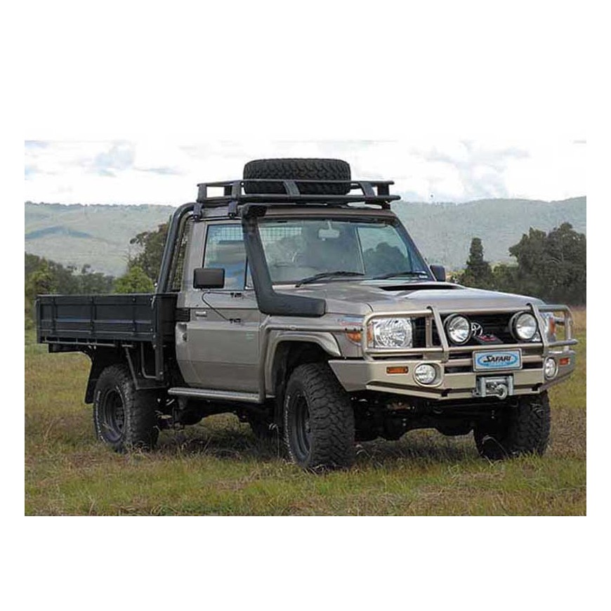 snorcheln toyota kzj 70 lj 70 serie land cruiser accessoires4x4 ch. Black Bedroom Furniture Sets. Home Design Ideas