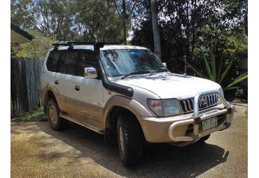 Snorkel Toyota 90 series land cruiser