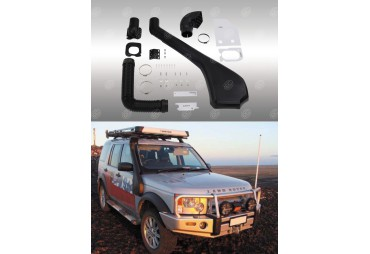 Snorkel per Land Rover Discovery 3 e 4