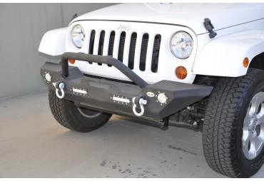King Hammer 4 Feux Jeep Wrangler 07-16