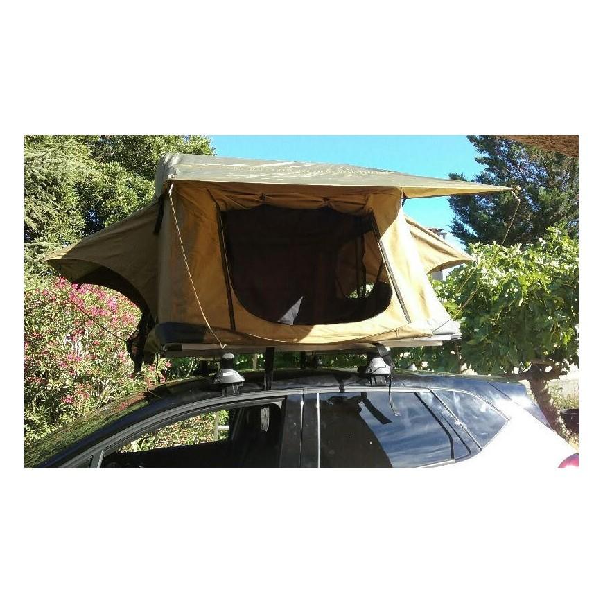 tente de toit 849 euros annexe incluse pour voiture 4x4 suv van remorque utilitaires
