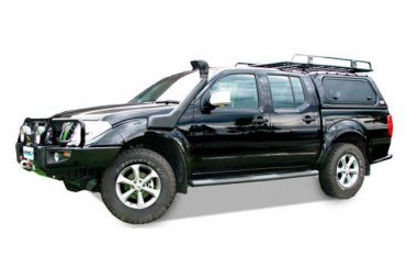 Snorkel Nissan Navara D40 - Pathfinder  2010 onwards