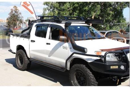 Galerie De Toit En Acier Toyota Pick Up Hilux Vigo Double