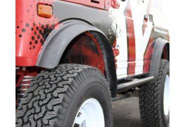 Flat Fender Jeep >> Elargisseur d'aile - ACCESSOIRES4X4.CH