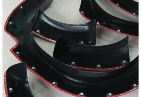 Kit élargisseurs d'aile Toyota Hilux (2005 - 2013 ) Double ...