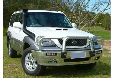 Snorkel for Isuzu D-MAX 06/2012 onwards