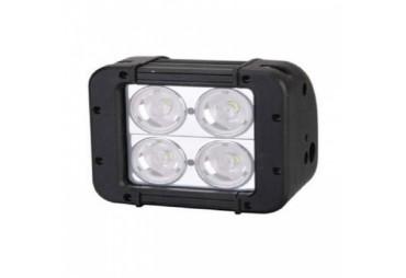 Lampe de travail 4.6 pouce LED Lumière Bar Spot