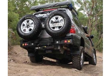 Double porte roue Toyota