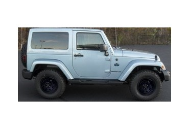 Wrangler Jk from 2009