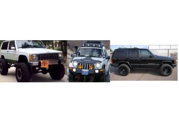 Cherokee  XJ -  KJ 1984 - 2007