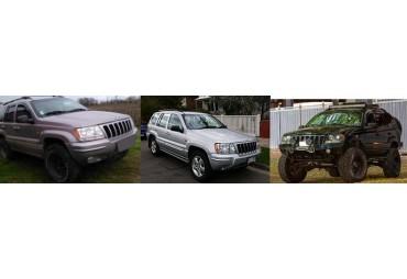 Grand Cherokee  WJ  WG 1999 - 2006