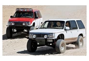 Explorer 1991 und neuere