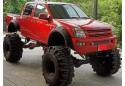 Pick up D Max from 2002
