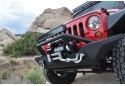 Paragolpes fabricado en Acero Jeep Wrangler