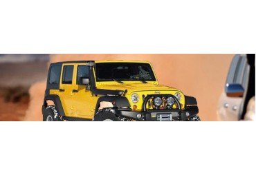 Snorkel Jeep