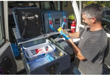 OFF-ROAD-PRODUCTS führ Schubladen-Systeme für eine Vielzahl von 4-WD