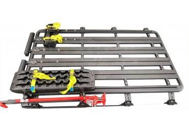Aluminium - Dachträger - Plattform