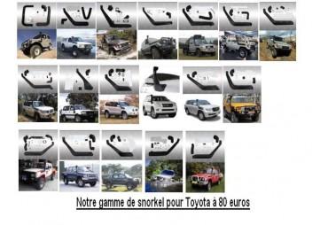 Snorkel Toyota