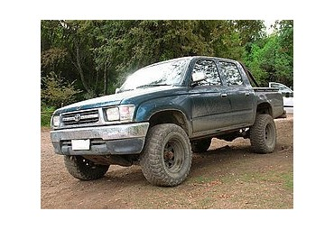 Toyota Hilux 84-10/05 4WD