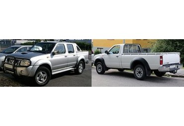 Nissan pick up D22 NP300 Navarra  to 07/2005
