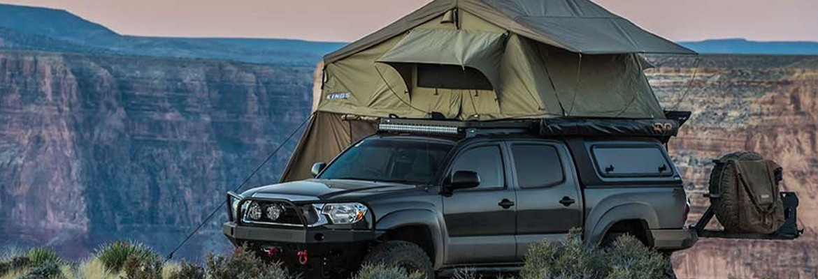 roof top tent Kalahari model King